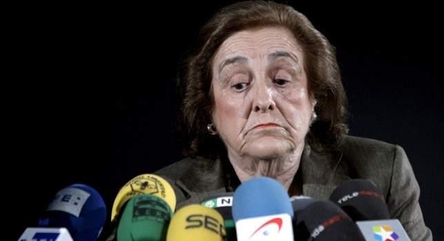 """Teresa Rivero niega un fraude millonario cuando presidía el Rayo: """"Solo fui a fiestas, confié en mi esposo"""""""
