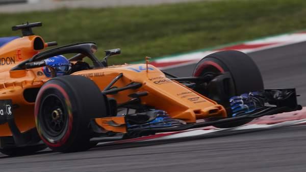 Alonso y McLaren encuentran el camino, pero el podio aún está lejos