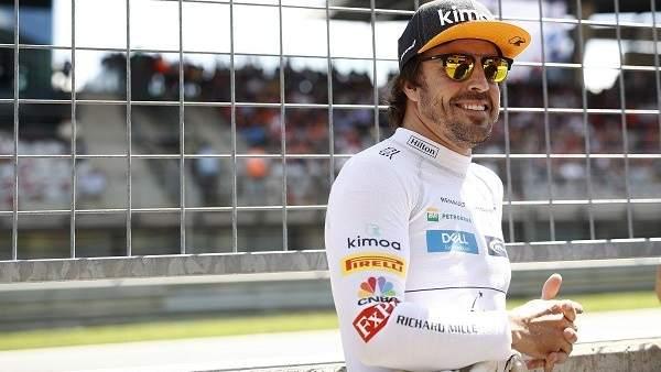 """Fernando Alonso: """"No es frustración, la acción en la F1 es muy pobre"""""""