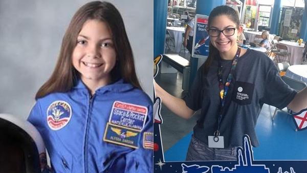 ¿Qué le pasó a Alyssa Carson, la chica que se estaba preparando para ir a Marte?