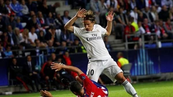 El Real Madrid denuncia a Inter por negociar con Modric, según SER