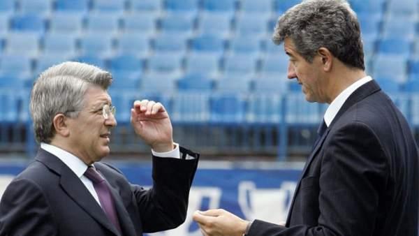La FIFA multó al Atlético de Madrid por la interferencia de terceros en sus transferencias