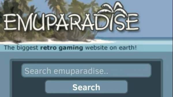 Cerrar EmuParadise, el emulador y el portal de ROM retro games