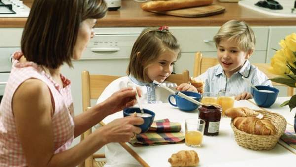 Un mal desayuno empeora la salud cardiovascular de los niños
