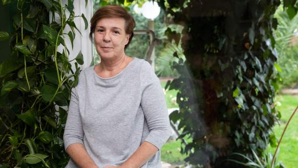 """Milagros Martínez, sobreviviente de cáncer de mama: """"No dudé en sacarme el pecho, no era algo sagrado"""""""