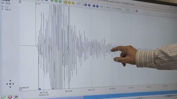 España registra tres terremotos de magnitud cuatro en tres días … ¿Hay algo de qué preocuparse?