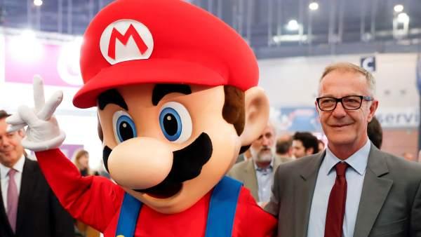 """José Guirao en la Semana de los Juegos de Madrid: """"El videojuego es un sector fundamental de las industrias culturales"""""""
